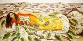 Schilderij Frida Kahlo geveild voor 4,5 miljoen euro