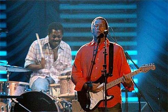 Noord-Koreanen wilden concert Eric Clapton