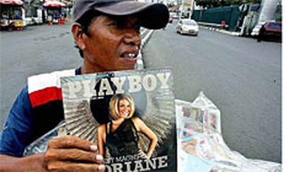 Tweede nummer van Indonesische  Playboy