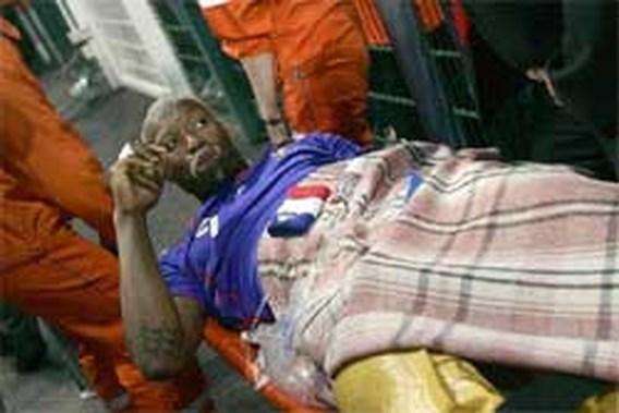 Cissé breekt been en mist het WK