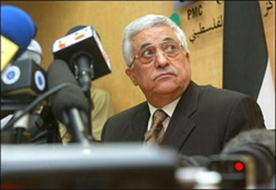 Abbas zoekt steun bij Arabische landen