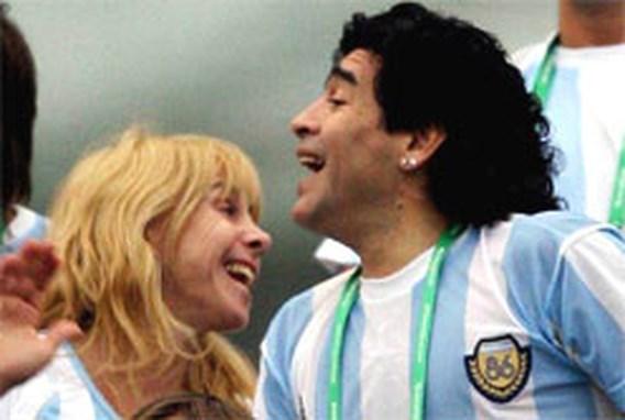 Maradona wil bondscoach worden