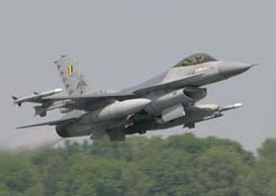 Belgische F-16's onderschepten 46 burgervliegtuigen