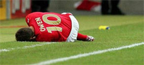 FIFA betaalt zes keer minder schadevergoeding voor Owen