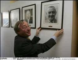 ,,Het belangrijkste is voor mij de modernisering van de bond'', zegt François De Keersmaecker.