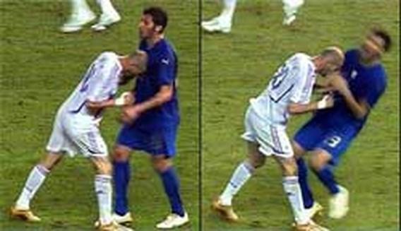 Materazzi onthult wat hij zei tegen Zidane in WK-finale