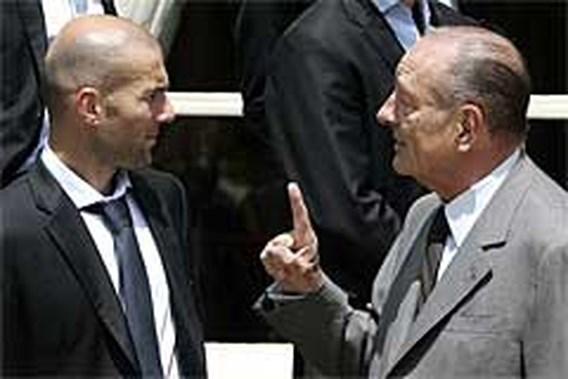 Zidane spreekt ,,binnen enkele dagen'' over zijn kopstoot
