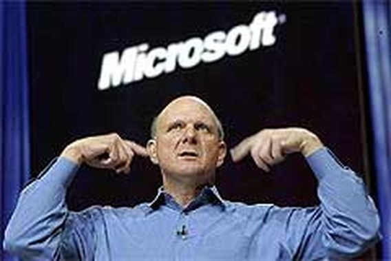 Microsoft wil geïndividualiseerde treininfo aanbieden