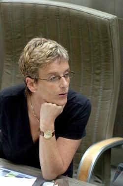 Marleen Vanderpoorten wil vooralsnog niet reageren op concrete voorstellen.