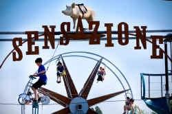 Laika en Time Circus willen met ,,Sensazione'' het kind in de volwassene aanspreken.