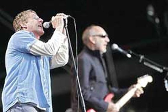 The Who op wereldtournee
