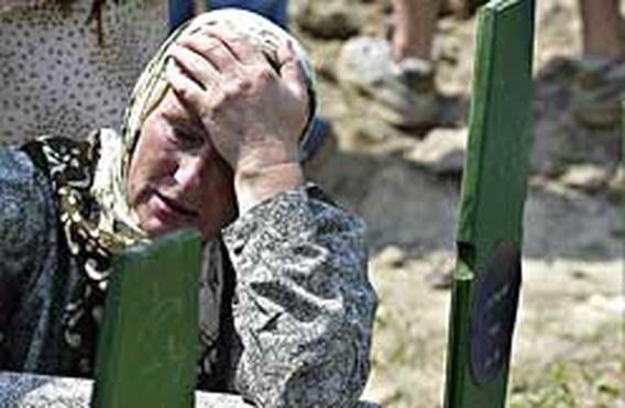 Massagraf 417 slachtoffers Srebrenica gevonden