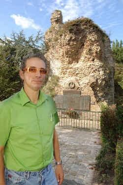 Erwin Pelgrim schrijft een naslagwerk over Nieuwpoort en de hekserij.