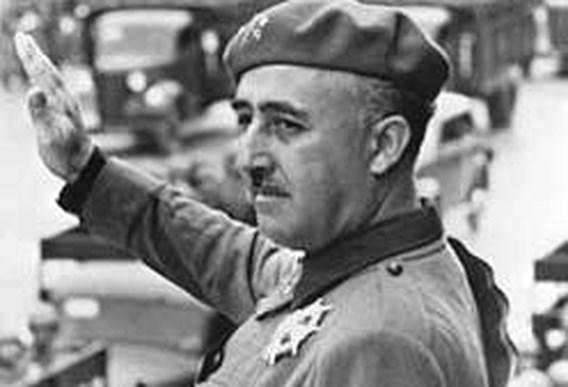 Spanje dumpt Franco-symbolen