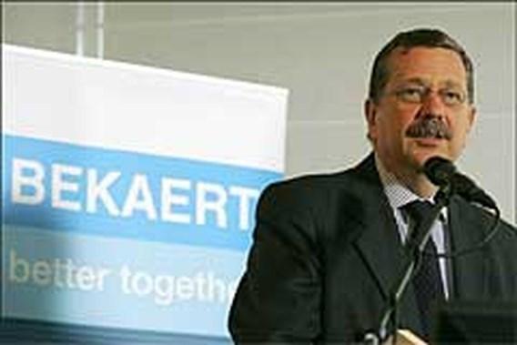 Bekaert-topman De Graeve in bestuursraad UCB