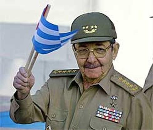 Raul volgt broer Fidel op
