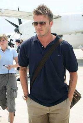 Beckham voelt zich rot zonder Engels team