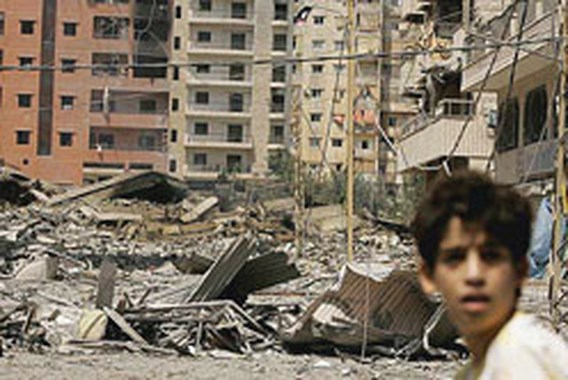 Israël bang voor vervolging