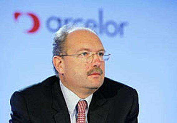 Oud-directeur Arcelor  bestuurder bij Nyrstar