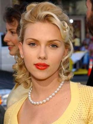 Scarlett Johansson stiekem getrouwd