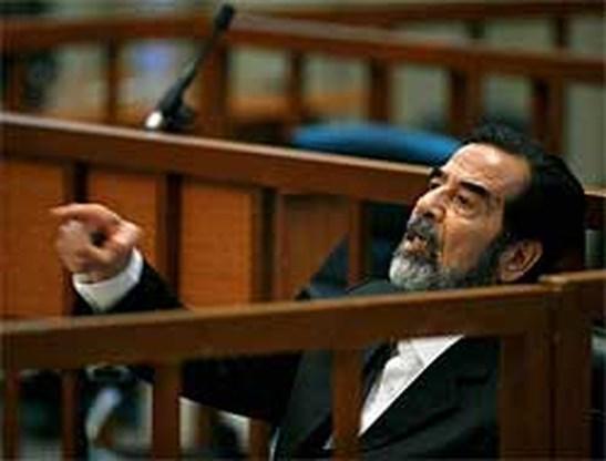 Vaticaan tegen doodstraf voor Saddam
