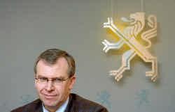 Vlaams minister-president Yves Leterme.