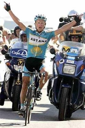 Vinokourov opnieuw beste in Vuelta