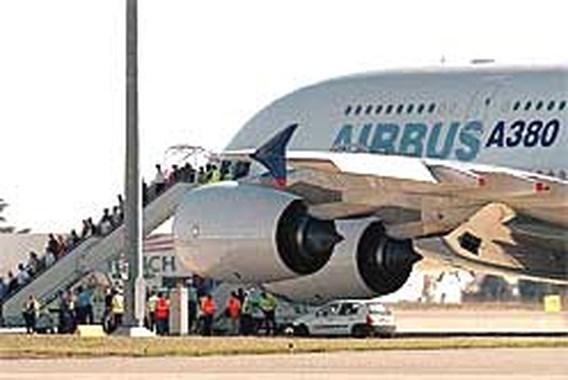 BAE wil belang in  in Airbus verkopen