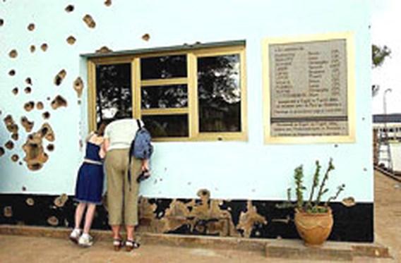Assisenproces Belgische para's in Rwanda dichtbij