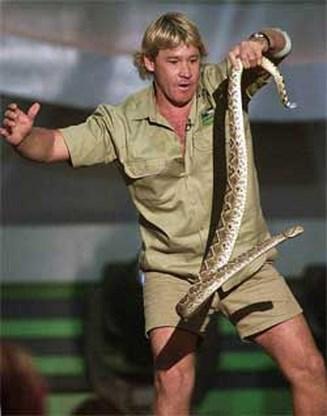 'Crocodile Hunter' Steve Irwin overlijdt na roggensteek