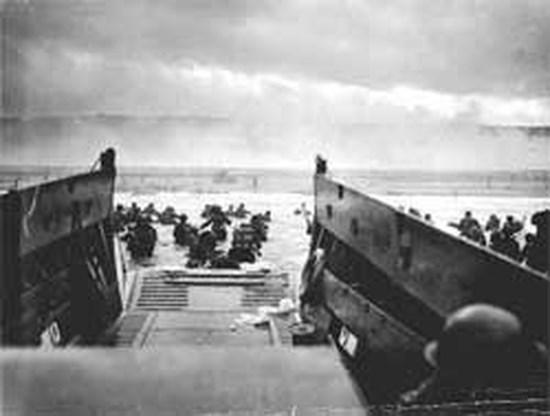 Historicus zette landing van geallieerden in Normandië op helling