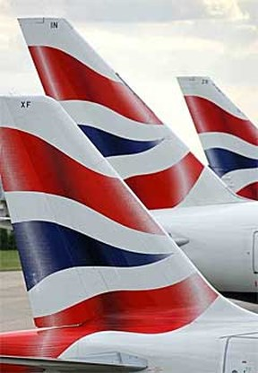 Terreuralarm kost British Airways 60 miljoen euro