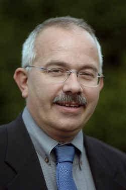 Burgemeester Patrick Poppe.