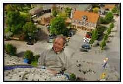 Burgemeester Theo Kelchtermans wil van Peer een toeristische stad maken.