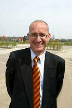 Burgemeester Paul Rotthier.