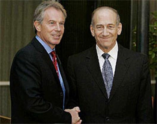 Olmert wil Abbas ontmoeten