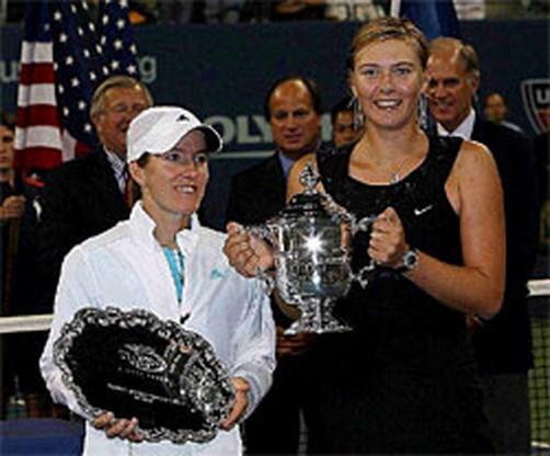 Henin verliest US Open