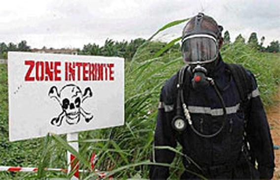 5.000 Ivorianen vergiftigd door vervuiling