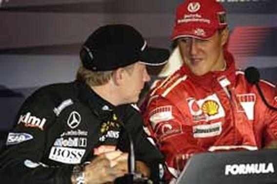 Schumacher wint GP F1 Italië en stopt ermee