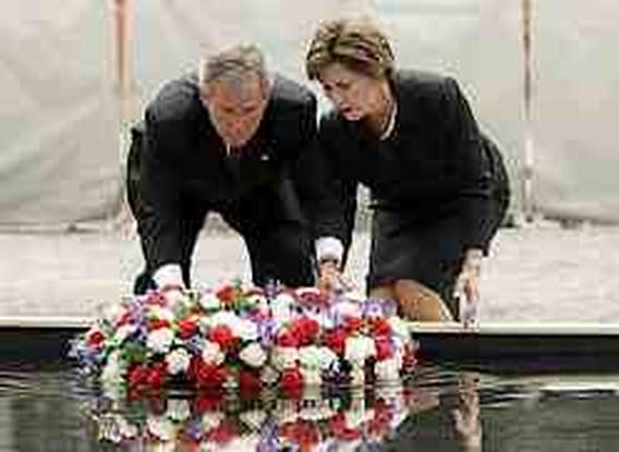 Bush geeft startschot voor herdenkingen 9/11