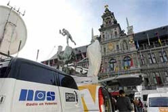 Antwerpen voorpaginanieuws buitenlandse kranten
