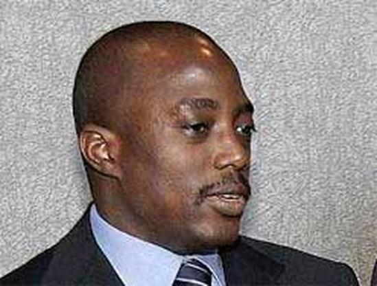 KMS absoluut niet te spreken over eredoctoraat Kabila
