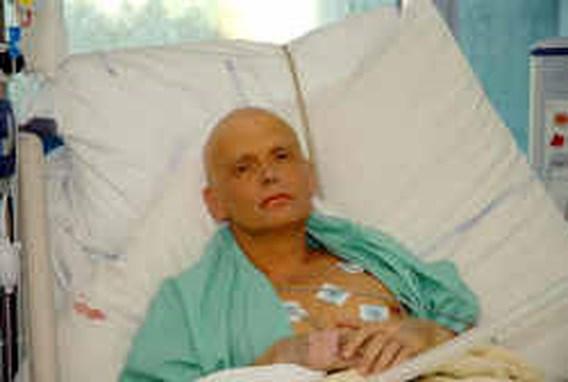 Litvinenko gaat James Bond achterna