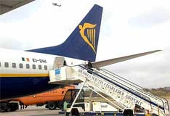 Ryanair schort boekingen Charleroi op