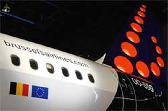 Brussels Airlines past logo aan na onrust over 13 bolletjes
