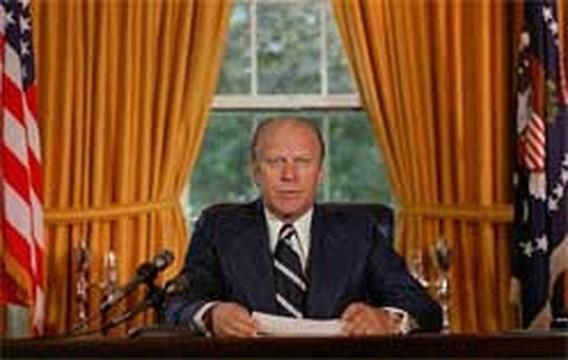 Staatsbegrafenis voor Amerikaanse oud-president Ford