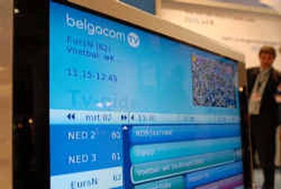 Meer porno op Belgacom TV