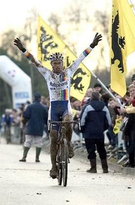 Sven Nys wint opnieuw