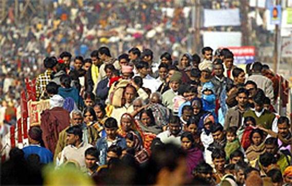 Miljoenen Hindoes verzamelen rond Ganges voor heilig feest