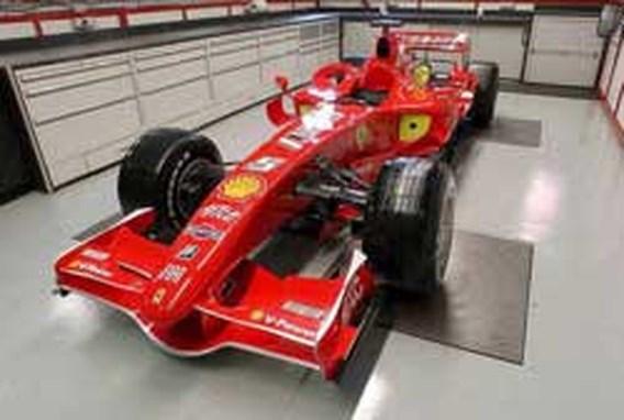 Ferrari stelt zijn nieuwe bolide voor